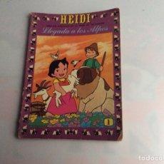 Tebeos: HEIDI Nº 1 - EDITA : EDICIONES RECREATIVAS. Lote 142944572