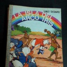 Tebeos: LA ISLA DEL ARCO IRIS WALT DISNEY COLECCIÓN DUMBO Nº 85 ERSA AÑO 1970. Lote 153064774