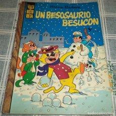 Tebeos: UN BESOSAURO BESUCON HANNA-BARBERA 1978 COL. TELE-HISTORIETA N.º 108 . Lote 153601706