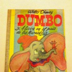 Tebeos: DUMBO -- DUMBO Y ALICIA EN EL PAÍS DE LAS MARAVILLAS-- 1976. Lote 154500494