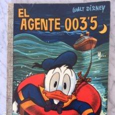 Tebeos: COLECCION DUMBO Nº 38 - EL AGENTE 003,5. Lote 155020866