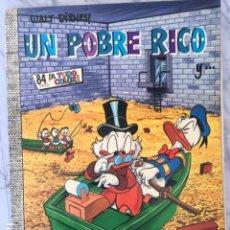 Tebeos: COLECCION DUMBO Nº 87 - UN POBRE RICO. Lote 155022230