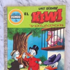 Tebeos: COLECCION DUMBO Nº 138 - EL KIWI VOLADOR. Lote 155022526