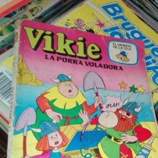 Tebeos: VIKIE LA PORRA VOLADURA. Lote 155490018