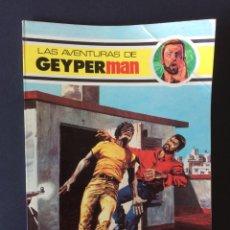 Tebeos: LAS AVENTURAS DE GEYPERMAN Nº 8 - E.R.S.A. . Lote 155782830