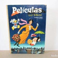 Tebeos: PELICULAS, WALT DISNEY: TOMO IV / Nº 4 - ERSA COLECCION JOVIAL, AÑO 1968. Lote 155981506