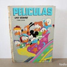 Tebeos: PELICULAS, WALT DISNEY: TOMO XXVIII / TOMO Nº 28 - ERSA COLECCION JOVIAL, AÑO 1975 - MUY DIFICIL. Lote 156524026