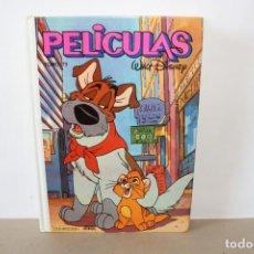 Tebeos: PELICULAS, WALT DISNEY: TOMO Nº 73 / TOMO LXXIII - ERSA COLECCION JOVIAL, AÑO 1989. Lote 157352698
