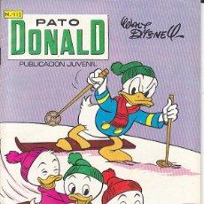 Livros de Banda Desenhada: COMIC COLECCION PATO DONALD 112. Lote 158102718