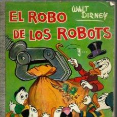 BDs: COLECCION DUMBO Nº 19 - EL EL ROBO DE LOS ROBOTS - ERSA 1967, 1ª EDICION 35 PTAS. Lote 159424578