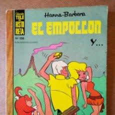 Tebeos: TELE HISTORIETA 158: EL EMPOLLÓN (EDICIONES RECREATIVAS, 1982). 48 PÁGINAS A COLOR. HANNA BARBERA. Lote 159535717