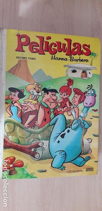PELICULAS. HANNA-BARBERA. TOMO 10. ERSA, COLECCION JOVIAL (Tebeos y Comics - Ersa)