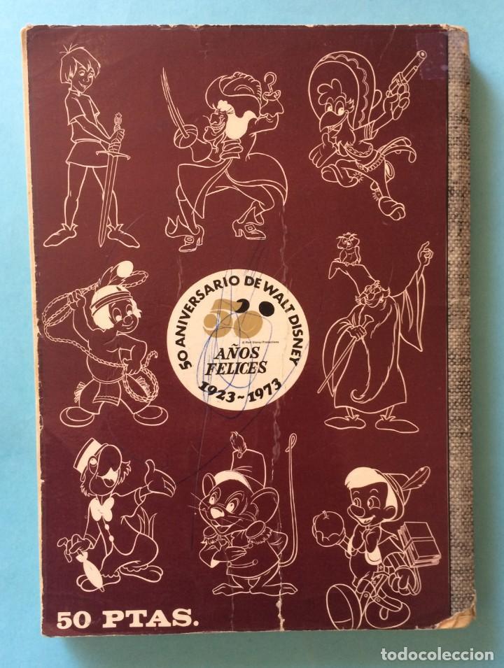 Tebeos: Colección DUMBO Nº 100 - EXTRA - ERSA - Walt Disney - 160 PÁGINAS - 1973 - VER FOTOS - Foto 2 - 165294346