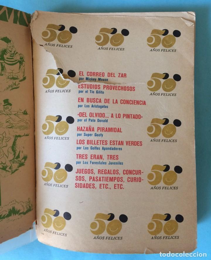 Tebeos: Colección DUMBO Nº 100 - EXTRA - ERSA - Walt Disney - 160 PÁGINAS - 1973 - VER FOTOS - Foto 3 - 165294346