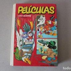 Tebeos: PELICULAS, WALT DISNEY: TOMO XXXVII / TOMO Nº 37 - ERSA COLECCION JOVIAL, AÑO 1984 . Lote 165764646