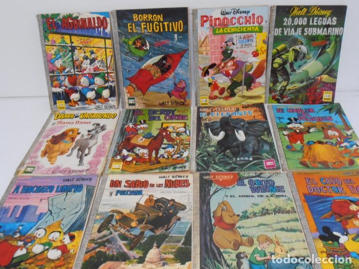 Tebeos: LOTE 66 NUMEROS TEBEOS DUMBO ERSA, WALT DISNEY, AÑOS 70 - Foto 8 - 167167792