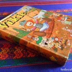 Tebeos: BUEN ESTADO, ESTRELLAS DE LA TELE Nº 1 LAS AVENTURAS DE VIKIE. ERSA 1975. TAPAS DURAS.. Lote 168892464