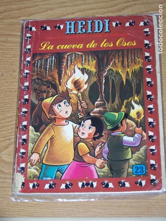 ERSA HEIDI 23 (Tebeos y Comics - Ersa)