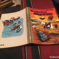 Tebeos: DUMBO Nº 76 - UN MANIATICO ARQUOLOGO ERSA EDICIONES RECREATIVAS 1971. Lote 170976522