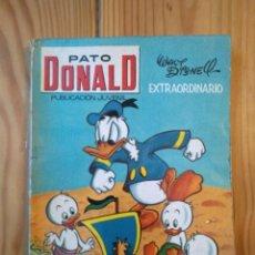 Tebeos: PATO DONALD EXTRAORDINARIO 1970. Lote 171263719