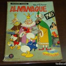 Tebeos: ALMANAQUE 1965, WALT DISNEY, COLECCION DUMBO, . Lote 172926467