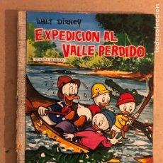Tebeos: COLECCIÓN DUMBO N° 13. EXPEDICIÓN AL VALLE PERDIDO. WALT DISNEY. EDICIONES RECREATIVAS 1970.. Lote 173428578
