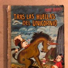 Tebeos: COLECCIÓN DUMBO N° 44. TRAS LAS HUELLAS DEL UNICORNIO. WALT DISNEY. ERSA 1968.. Lote 173429162