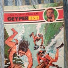 Tebeos: LAS AVENTURAS DE GEYPERMAN N° 1 (ERSA 1978). Lote 173836685