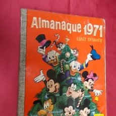 Tebeos: DUMBO . Nº 71. ALMANAQUE 1971. EDICIONES RECREATIVAS. 1970. Lote 174191428