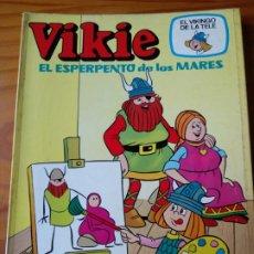 Tebeos: VIKIE EL VIKINGO DE LA TELE - TOMO, EL ESPERPENTO DE LOS MARES - ERSA Nº 29 -. Lote 174237874