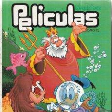 Tebeos: == H13 - PELICULAS WALT DISNEY - COLECCION JOVIAL Nº 72 - TIO GILITO. Lote 175051257