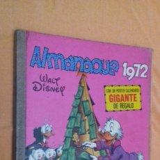 Tebeos: COMIC DISNEY DUMBO ERSA 83 ALMANAQUE 1972. Lote 175197749