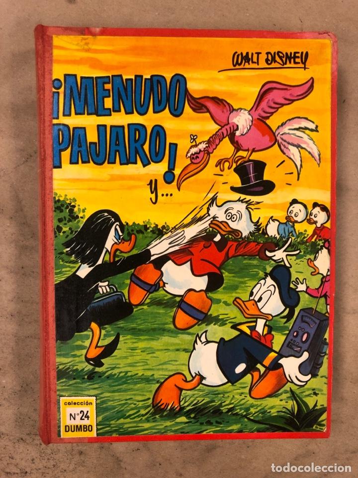 TOMO CON 2 TEBEOS COLECCIÓN DUMBO (E.R.S.A) Y 2 PUMBY PRESENTA (VALENCIANA). (Tebeos y Comics - Ersa)