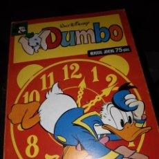 Tebeos: TEBEOS-CÓMICS CANDY - DUMBO 12 - ERSA- AA99. Lote 176520557