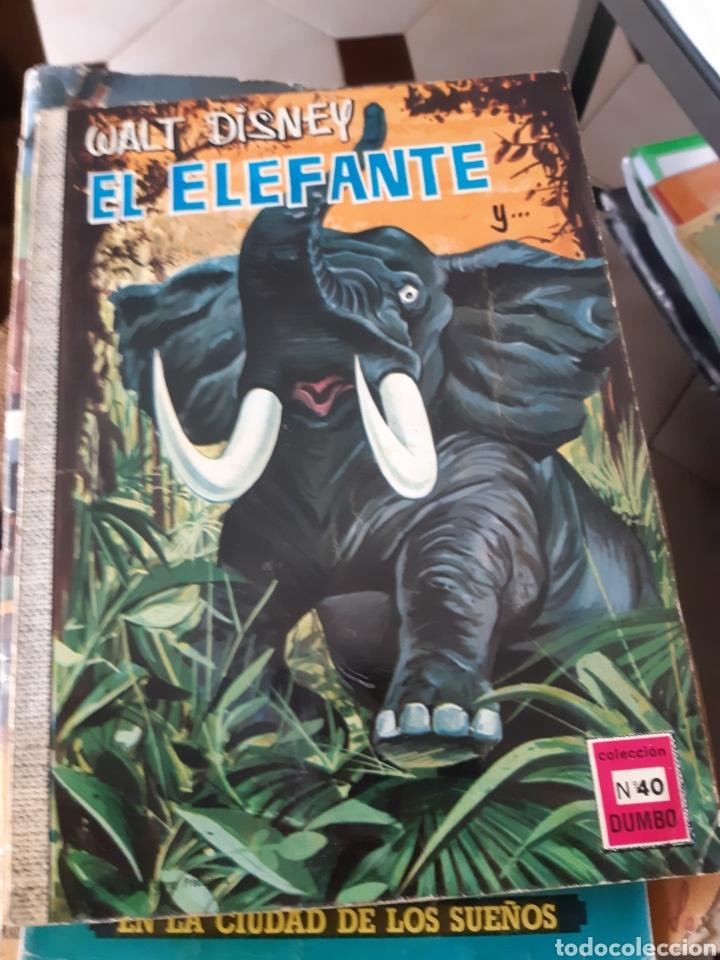 TEBEOS-CÓMICS CANDY - DUMBO 40 - ERSA - AA99 (Tebeos y Comics - Ersa)