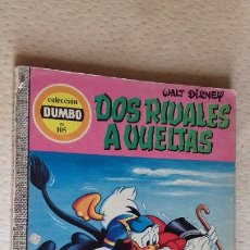 Tebeos: COMIC DUMBO ERSA DISNEY 105 DOS RIVALES A VUELTAS. Lote 176771369