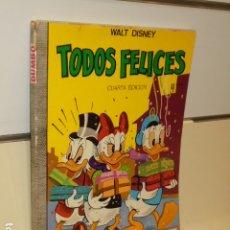 Tebeos: COLECCION DUMBO Nº 3 TODOS FELICES - ERSA. Lote 177667682
