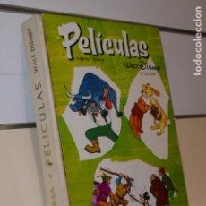 Tebeos: TOMO SEXTO (VI) PELICULAS WALT DISNEY COLECCION JOVIAL - ERSA -. Lote 178132872