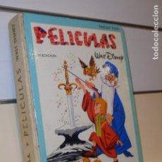 Tebeos: TERCER TOMO PELICULAS WALT DISNEY COLECCION JOVIAL - ERSA -. Lote 178235583