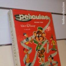 Tebeos: SEGUNDO TOMO PELICULAS WALT DISNEY COLECCION JOVIAL - ERSA -. Lote 178235646