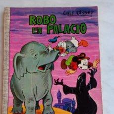 Tebeos: ROBO EN EL PALACIO-WALT DISNEY. Lote 178239673