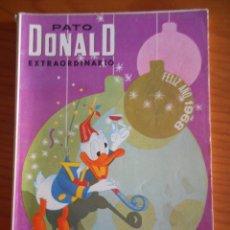 Tebeos: PATO DONALD. WALT DISNEY. REVISTA SEMANAL. EXTRAORDINARIO. DICIEMBRE 1967. BUEN ESTADO. Lote 178366256