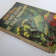 Tebeos: DUMBO (1965, ERSA) 33 · 1968 · 20.000 DE VIAJE SUBMARINO. Lote 178970585