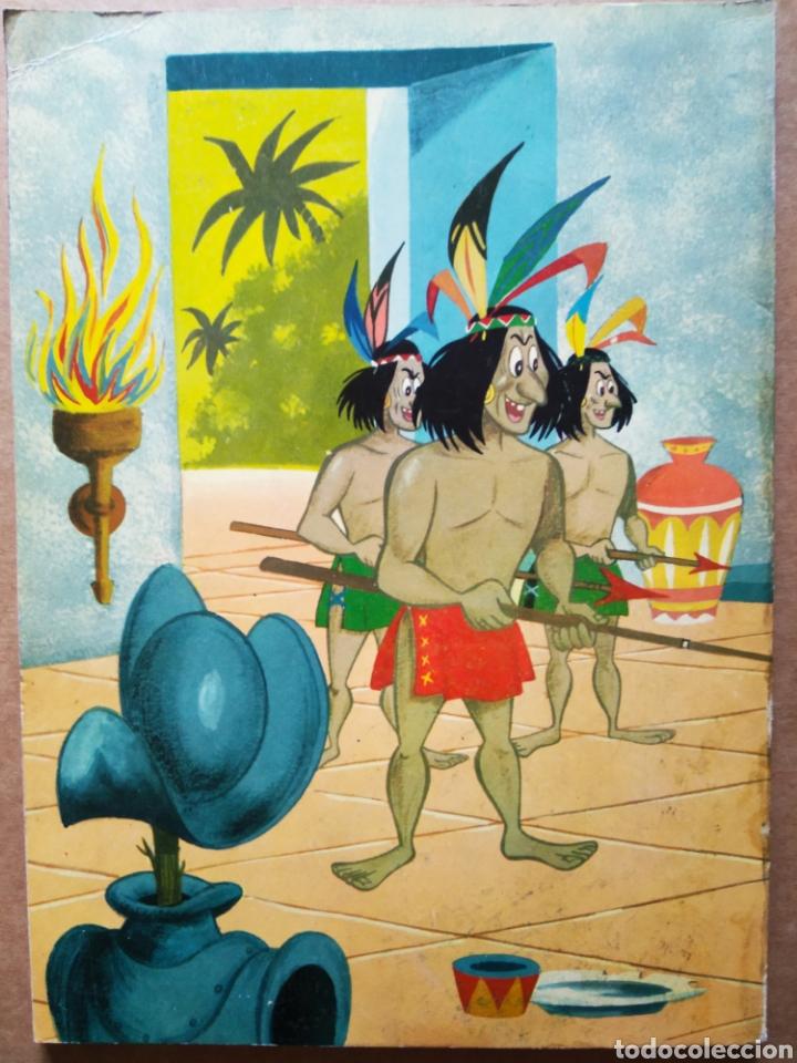 Tebeos: Colección Dumbo: Álbum de Primavera / Walt Disney (ERSA, 1965). - Foto 2 - 179955240