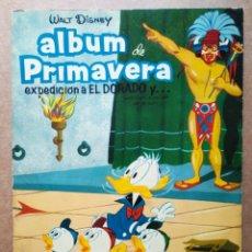 Tebeos: COLECCIÓN DUMBO: ÁLBUM DE PRIMAVERA / WALT DISNEY (ERSA, 1965).. Lote 179955240