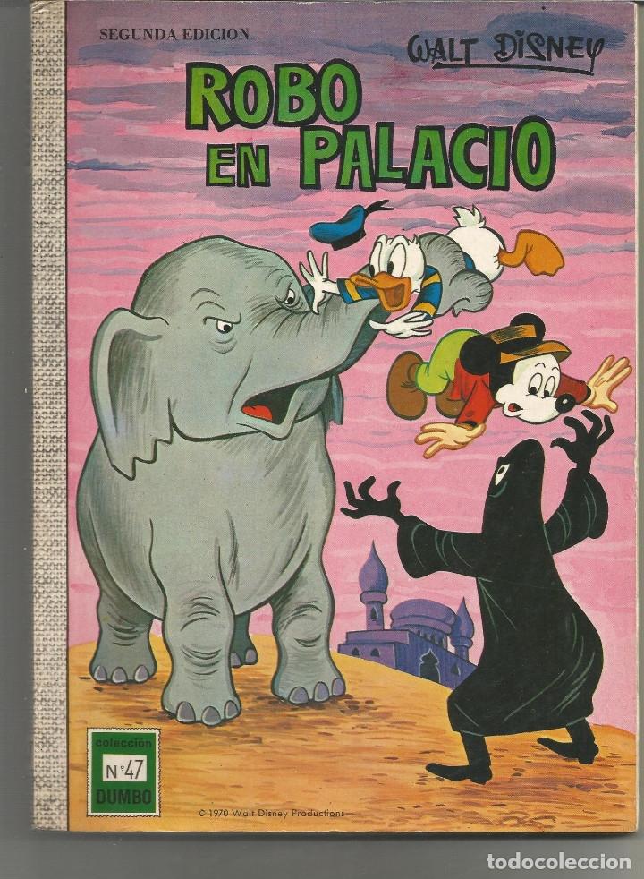 DUMBO EDICIONES RECREATIVAS Nº 47 - 2ª EDICIÓN (Tebeos y Comics - Ersa)