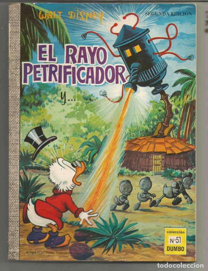 DUMBO EDICIONES RECREATIVAS Nº 51 - 2ª EDICIÓN (Tebeos y Comics - Ersa)