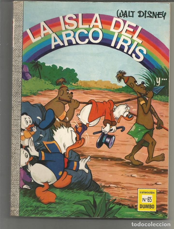 DUMBO EDICIONES RECREATIVAS Nº 65 (Tebeos y Comics - Ersa)
