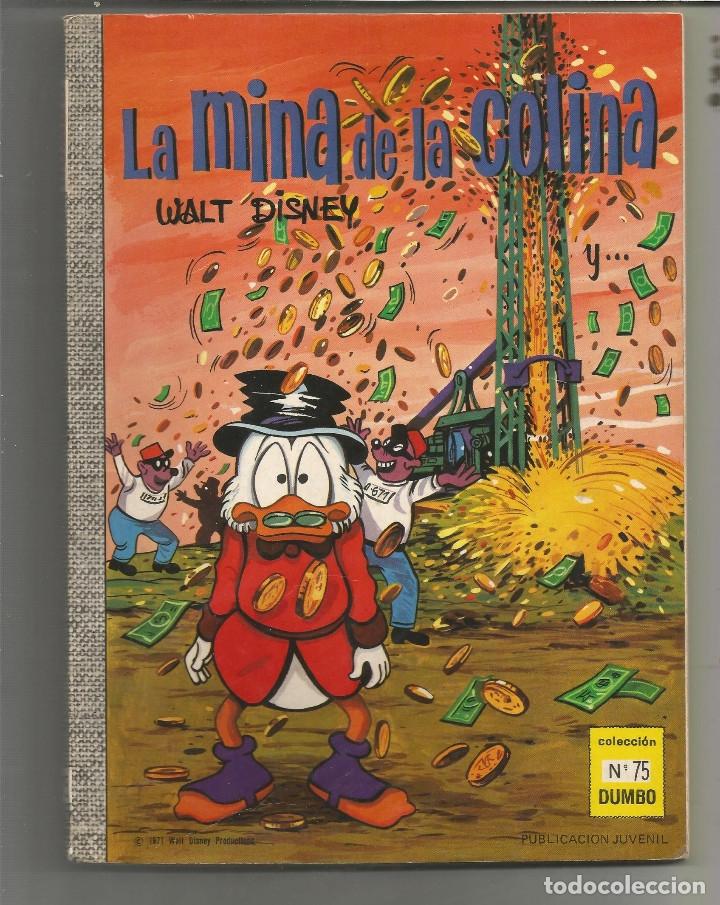 DUMBO EDICIONES RECREATIVAS Nº 75 (Tebeos y Comics - Ersa)