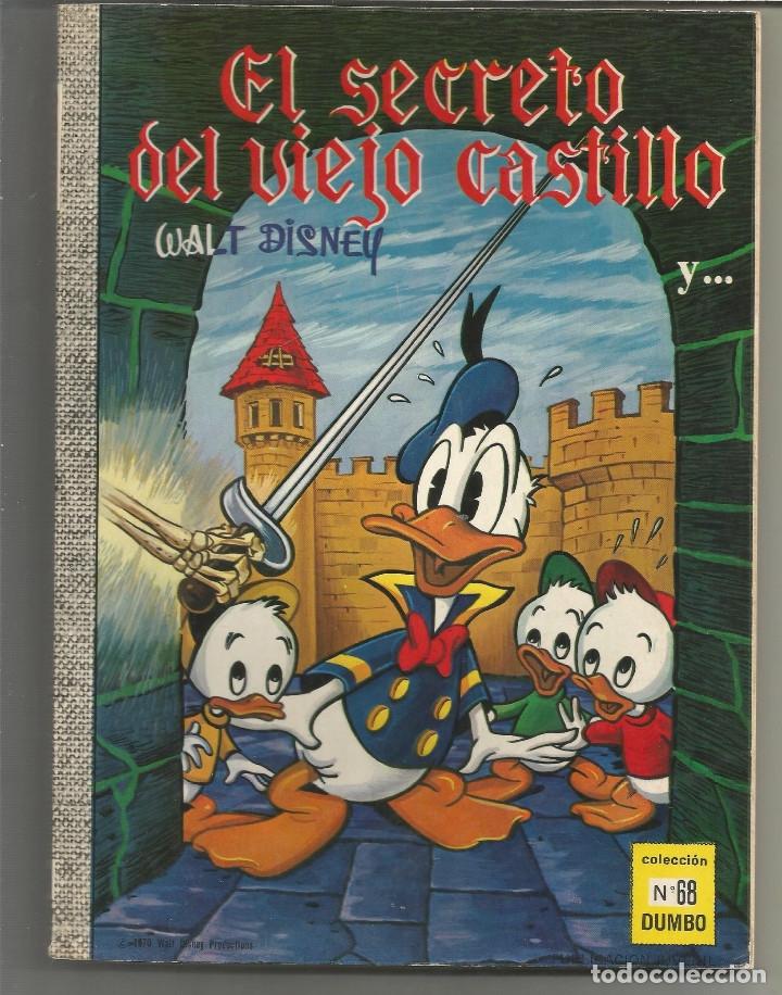 DUMBO EDICIONES RECREATIVAS Nº 68 (Tebeos y Comics - Ersa)